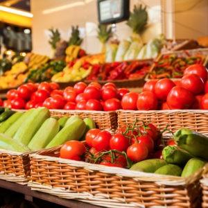 #Obst & Gemüse - Kisterl